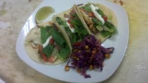 Rock Fish Tacos